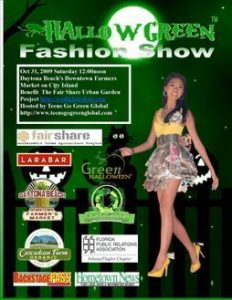 Hallogreen Fashion Show